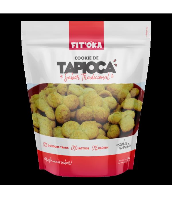 Cookie de Tapioca - Sabor Tradicional 50g
